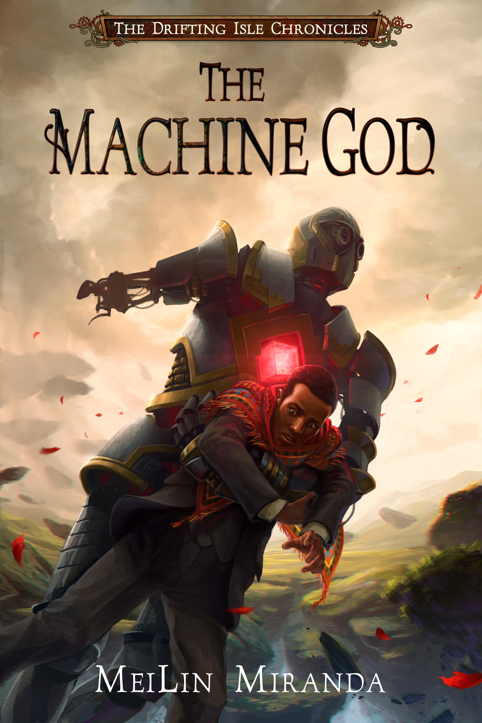 god machine chronicle